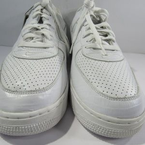 Nike Air Force 1 Size 15 All White Mens L2 C30